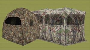 Finding The Perfect Hunting Tent